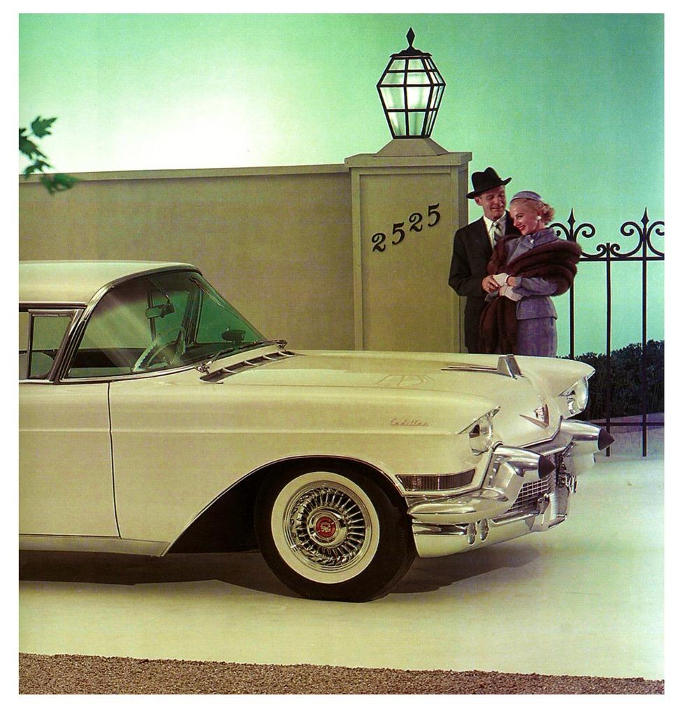 1957 Cadillac Sixty SpecialFleetwood