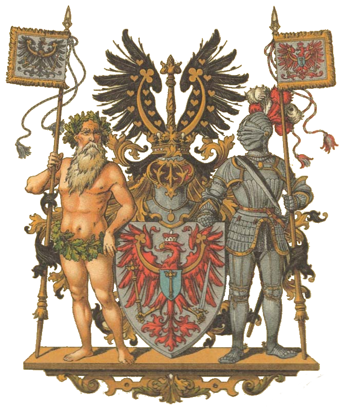 Coat of Arms of Brandenburg, Germany