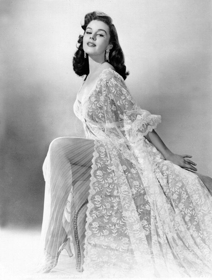 Elaine Stewart, 1950s