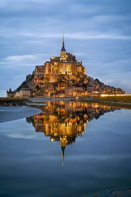 france mont st michel 4