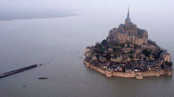 france mont st michel tide 2015
