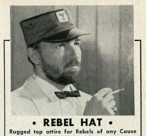 All-Purpose Rebel Hat