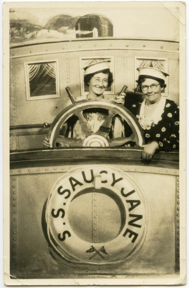 S.S. Saucy Jane