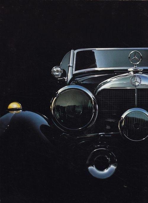 1930s Mercedes