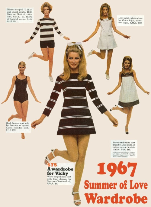 1967 dresses