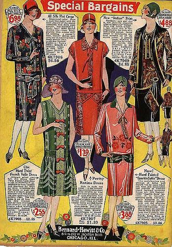 1920s Dresses from Bernard-Hewitt Co.,Chicago