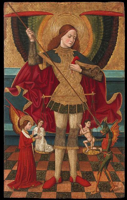 Angel vs. Devil