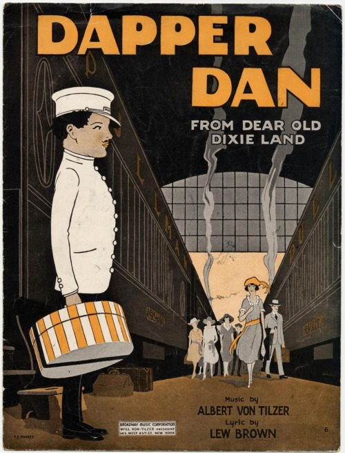 Dapper Dan from Dear Old Dixie Land