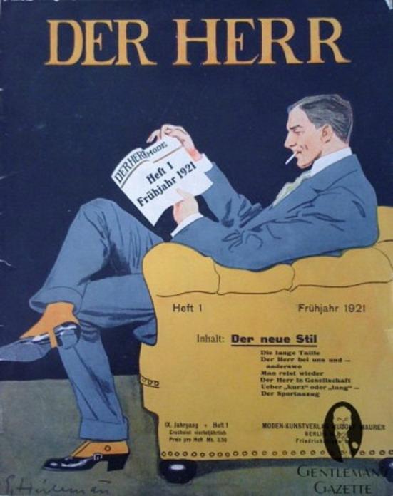 Der Herr, 1921