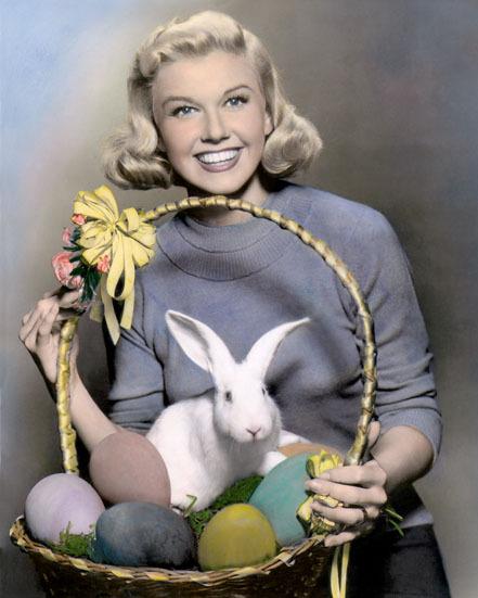 Doris Day (I think), Easterphoto