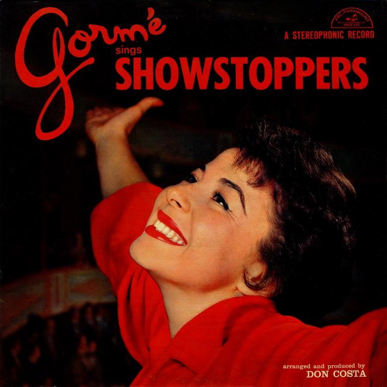 Eydie Gorme SingsShowstoppers