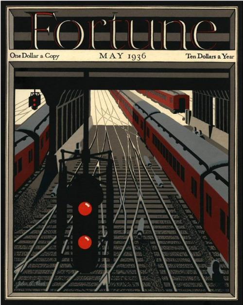 Fortune magazine, 1936