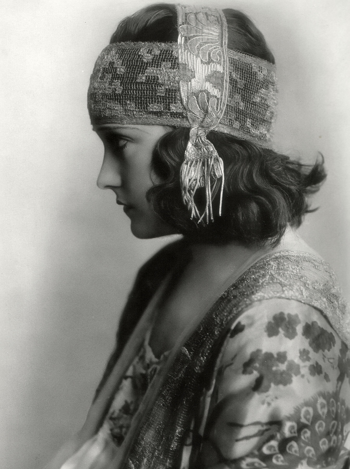 """Gloria Swanson promo shot for """"Don't Change Your Husband"""",1919"""