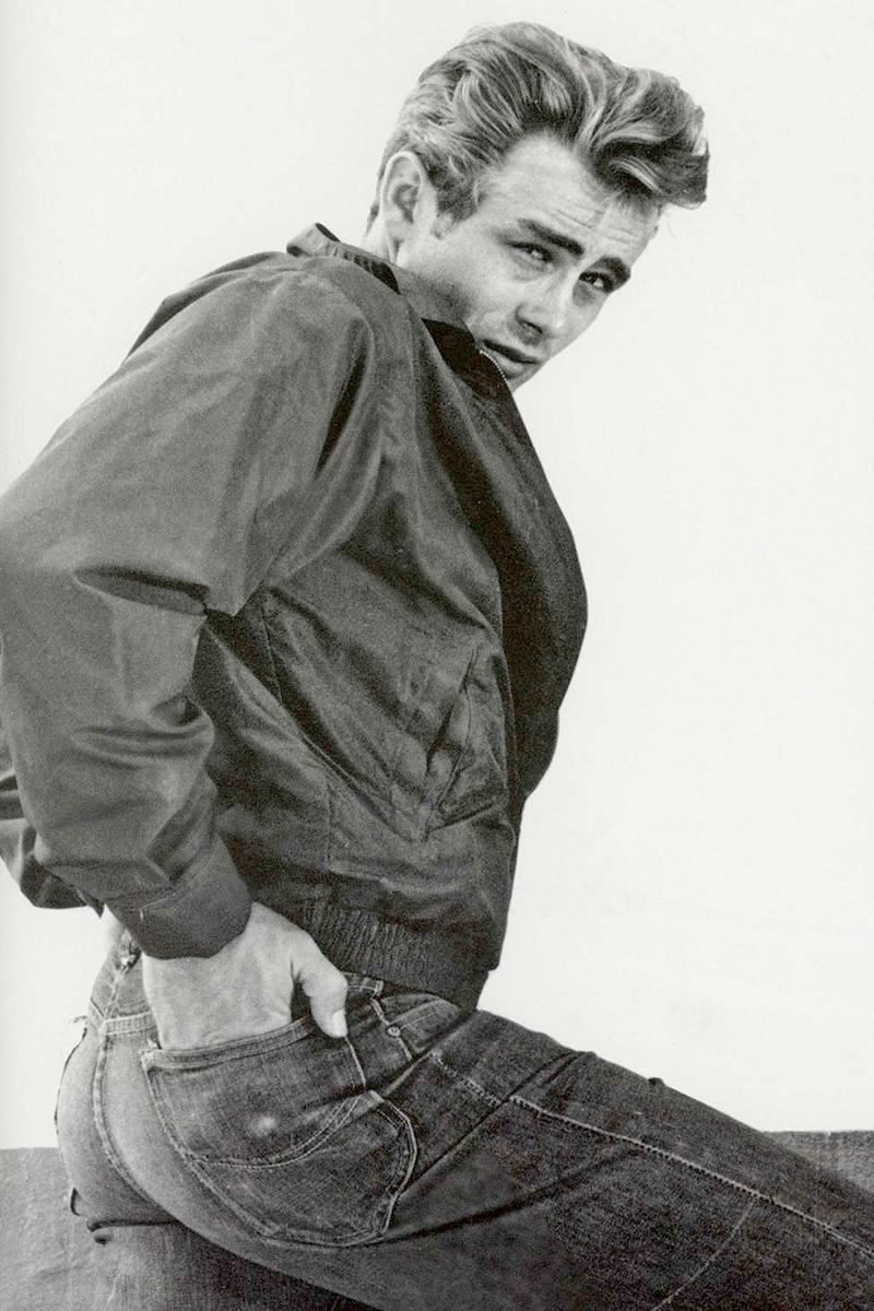 James Dean's Butt
