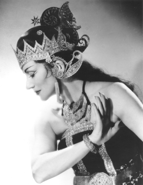 La Meri, Americandancer