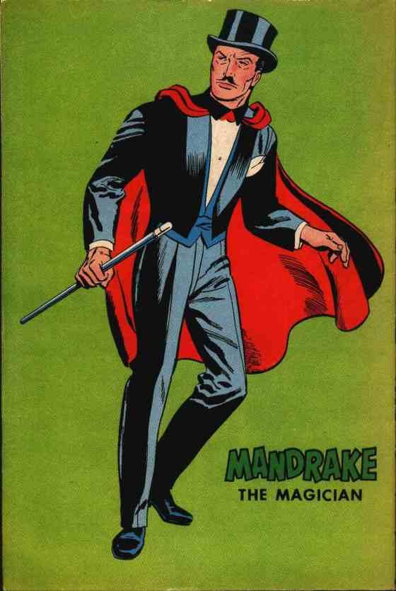 Mandrake-the-Magician 0