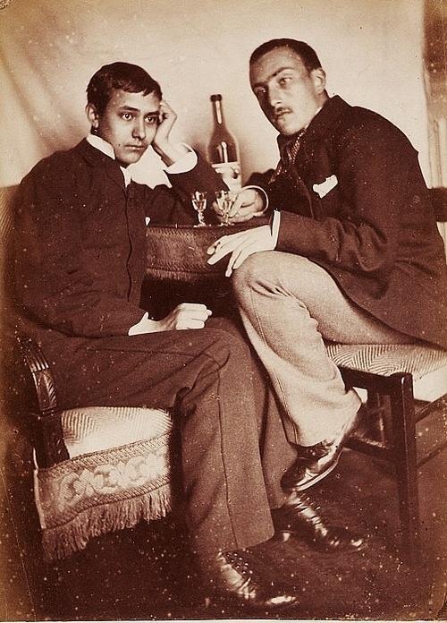 Men Together, drinkingabsinthe