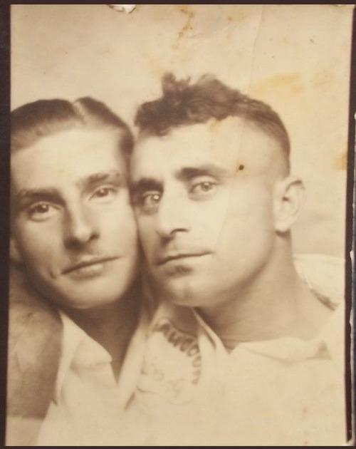 men together WC 05017