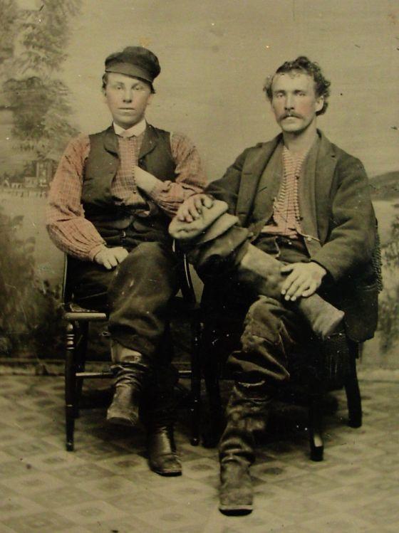 men together WC 05023