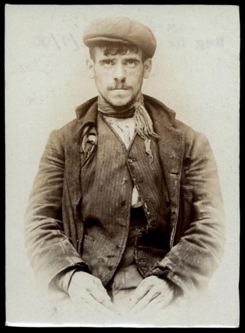 Working class guy,1800s