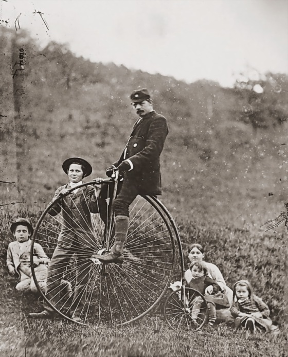 penny farthing 21