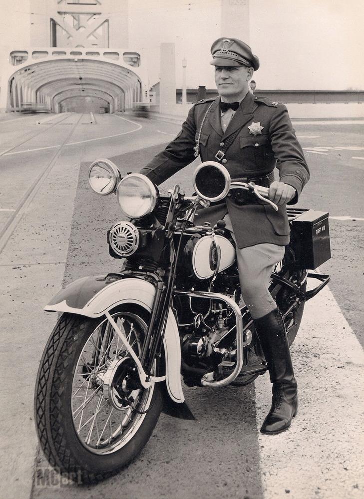 Ohio State Trooper,1950s