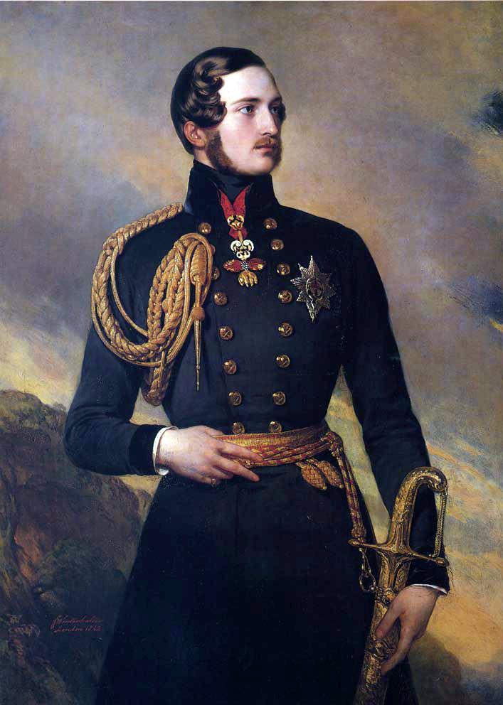 Prince Albert (Queen Victoria's husband),UK