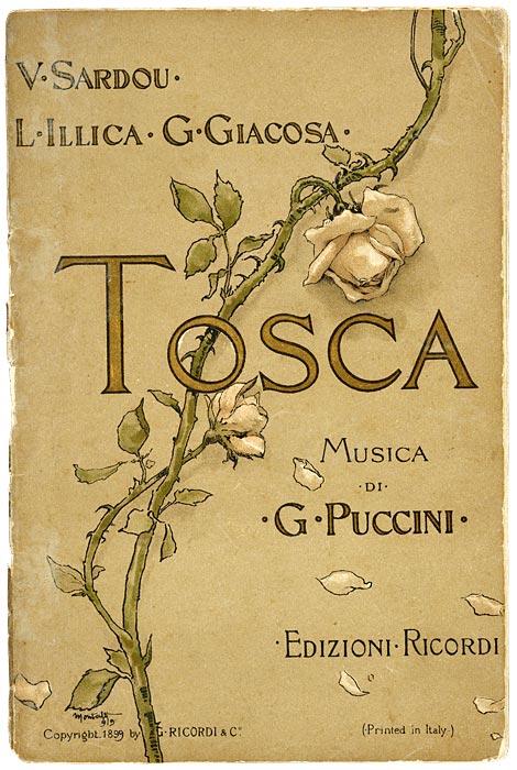 Tosca, Musica diPuccini