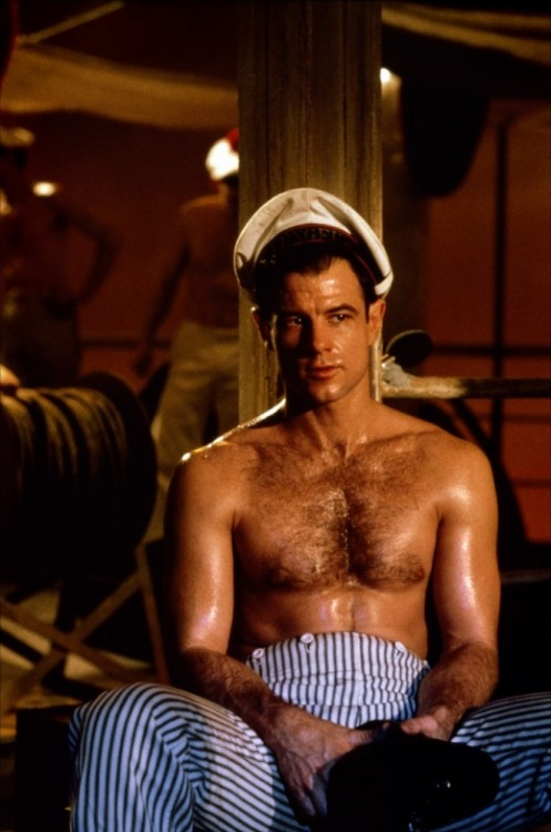 """From the film adaptation of Jean Genet's """"Querelle"""", 1982"""
