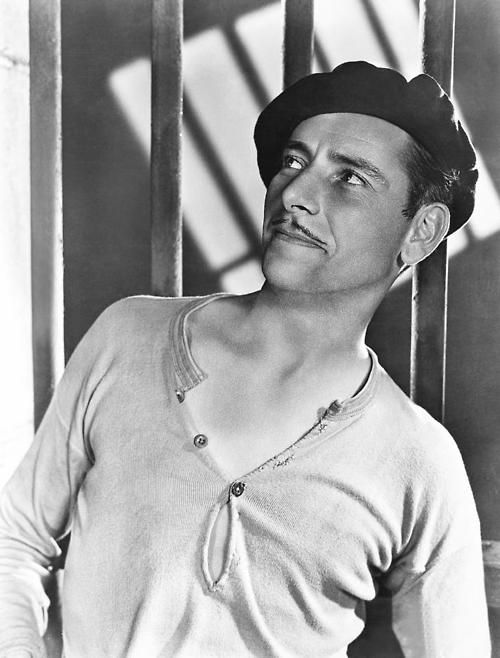 "Ronald Coleman in ""Condemned"", 1929"