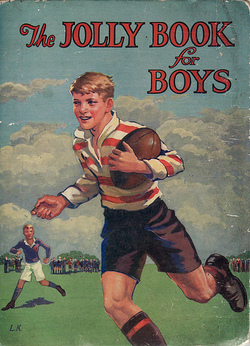 The Jolly Book forBoys