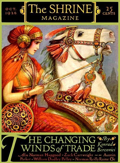 The Shrine Magazine,1926