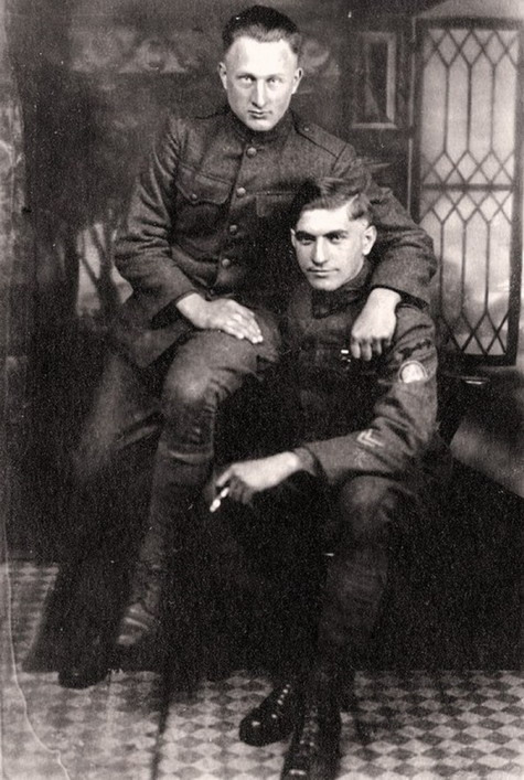 Soldiers Together