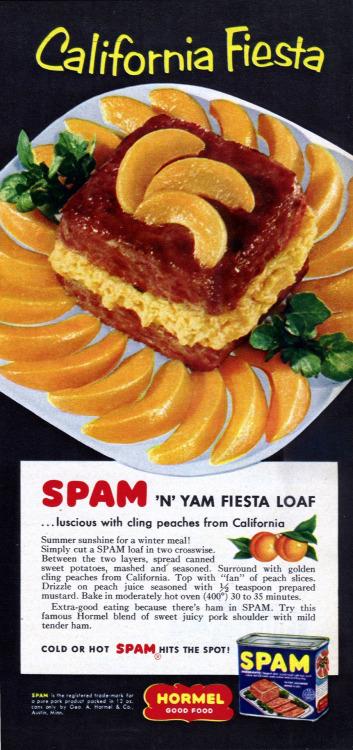 Spam n' Yam