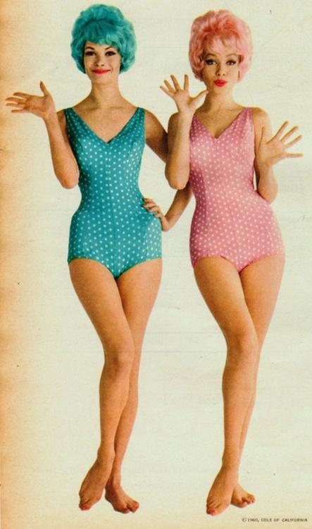 Cole of California Swimwear Ad,1960