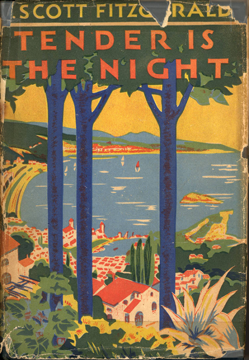 Tender is the Night, by F. ScottFitzgerald