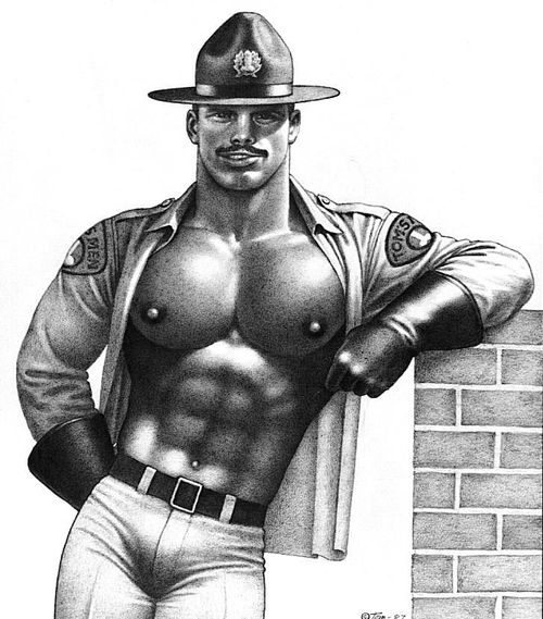 Tom of Finland,1980s
