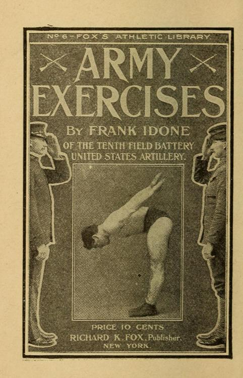US Army Exercises, circa1890s