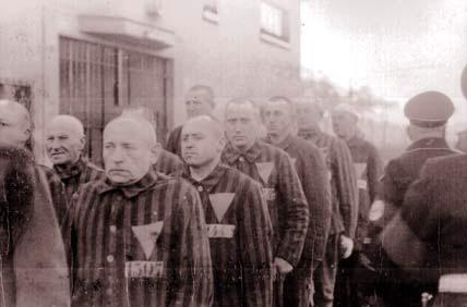 WWII gays concentration camp