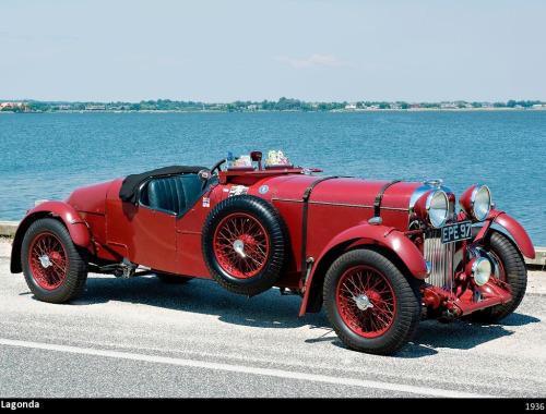 1936 Lagonda