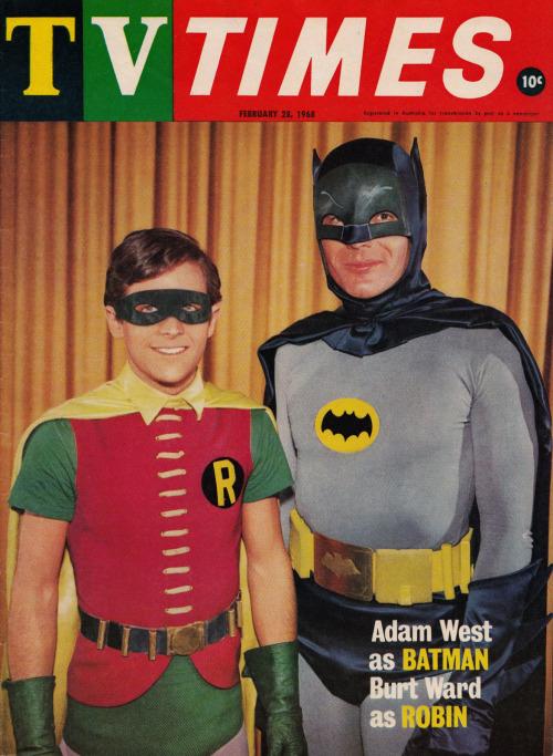 Batman and Robin,1968