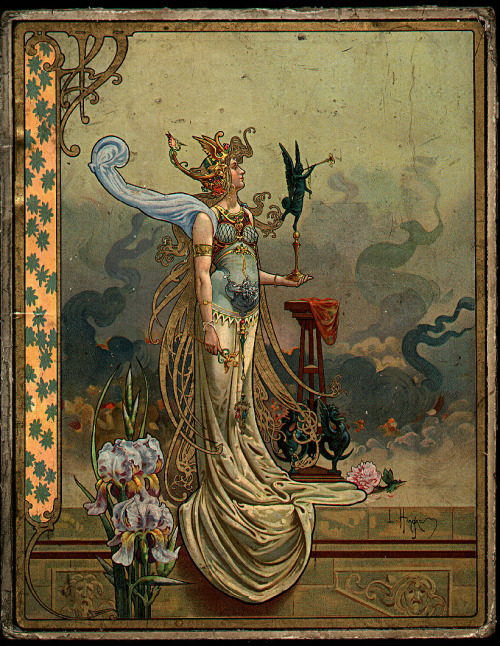 Belle Epoque Illustration