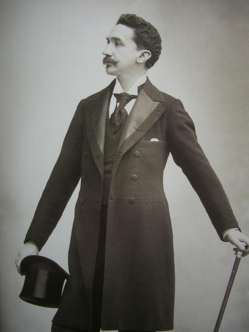 Comte Robert de Montesquiou,1895
