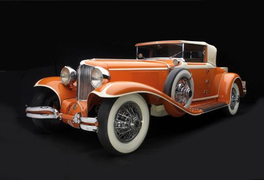 Cord L-29 Cabriolet 1929 1