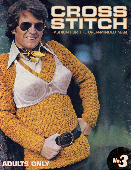 Fashion for the open-minded man, 1970s