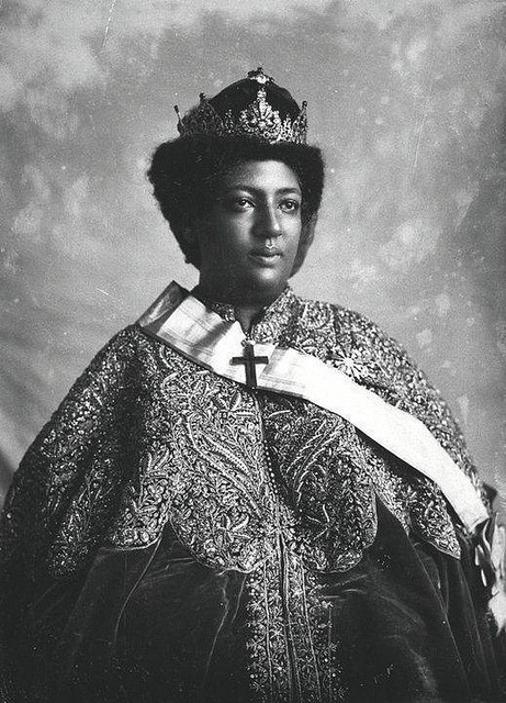 The Crown Princess of Ethiopia, 1920