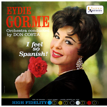 Eydie Gorme: I Feel So Spanish!