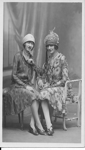 French flappers