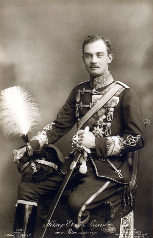 A German Duke, I think
