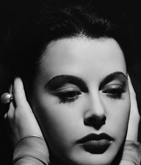 Hedy Lamarr by Clarence SinclairBull